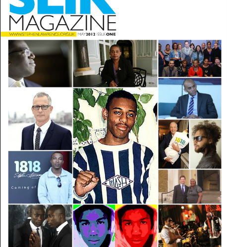 SLIK Magazine: Issue 1 – Stephen Lawrence Instills Knowledge