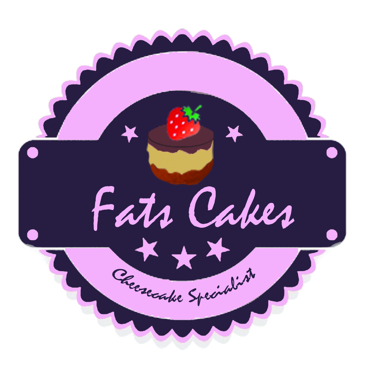 Logo Design: Fats Cakes