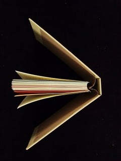 University Project: Memory Book – Presented as a hand made hard bound book