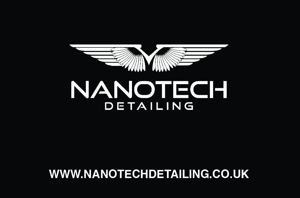 Business Card Design – Nanotech Detailing