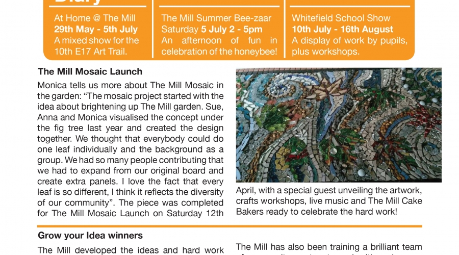 The Mill Design Work