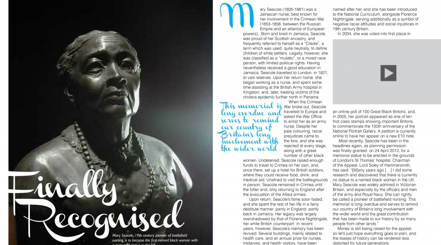 SLIK Magazine: Issue 3 – Stephen Lawrence Instills Knowledge