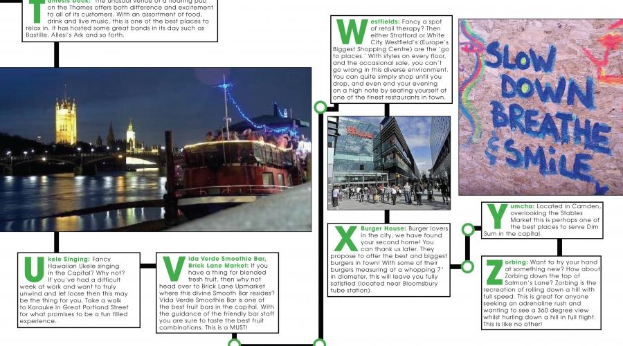 SLIK Magazine: Issue 5 – Stephen Lawrence Instills Knowledge